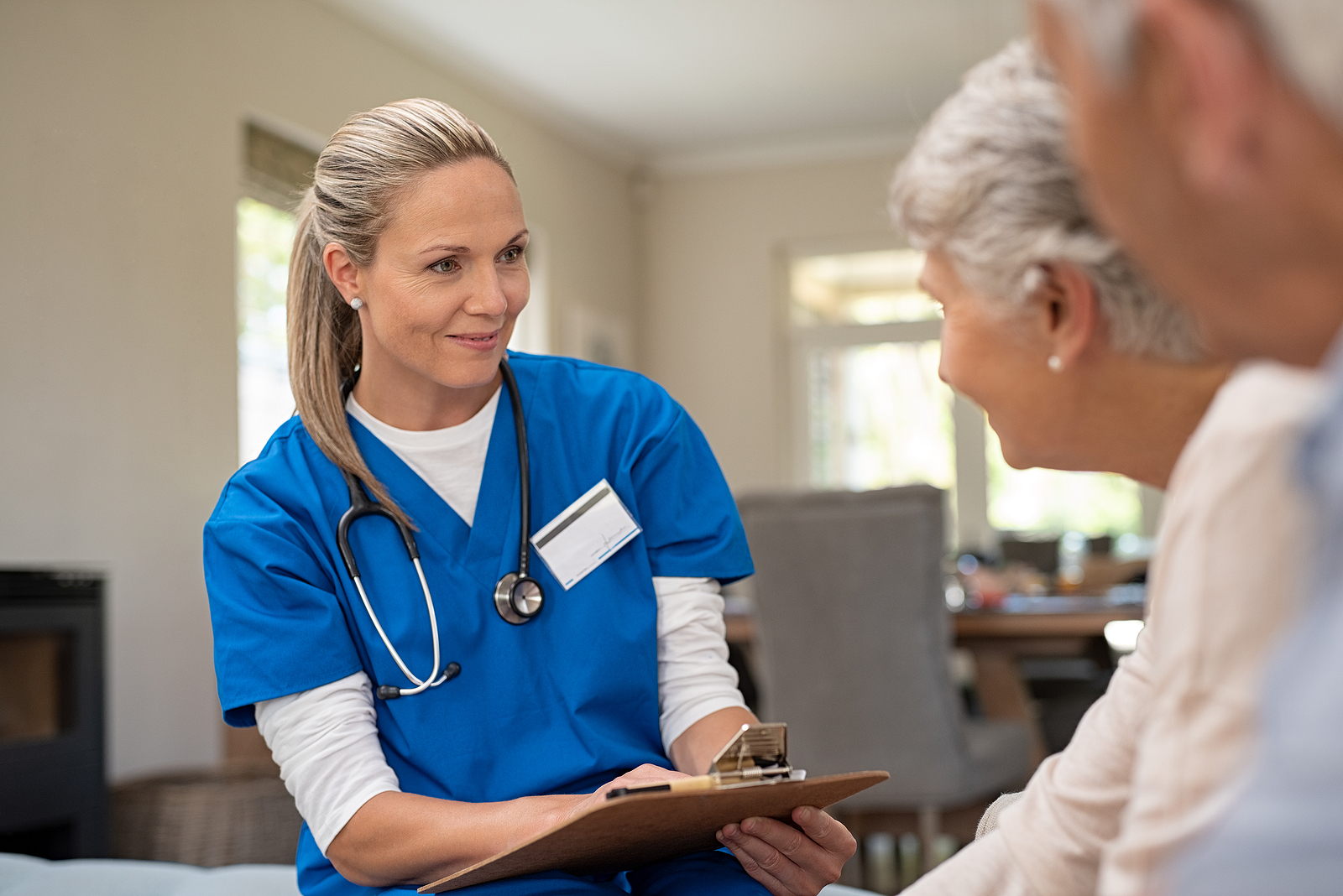 HIPAA and Caring for a Loved One from a Distance